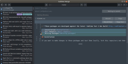 Sublime Text - A sophisticated text editor for code, markup and prose