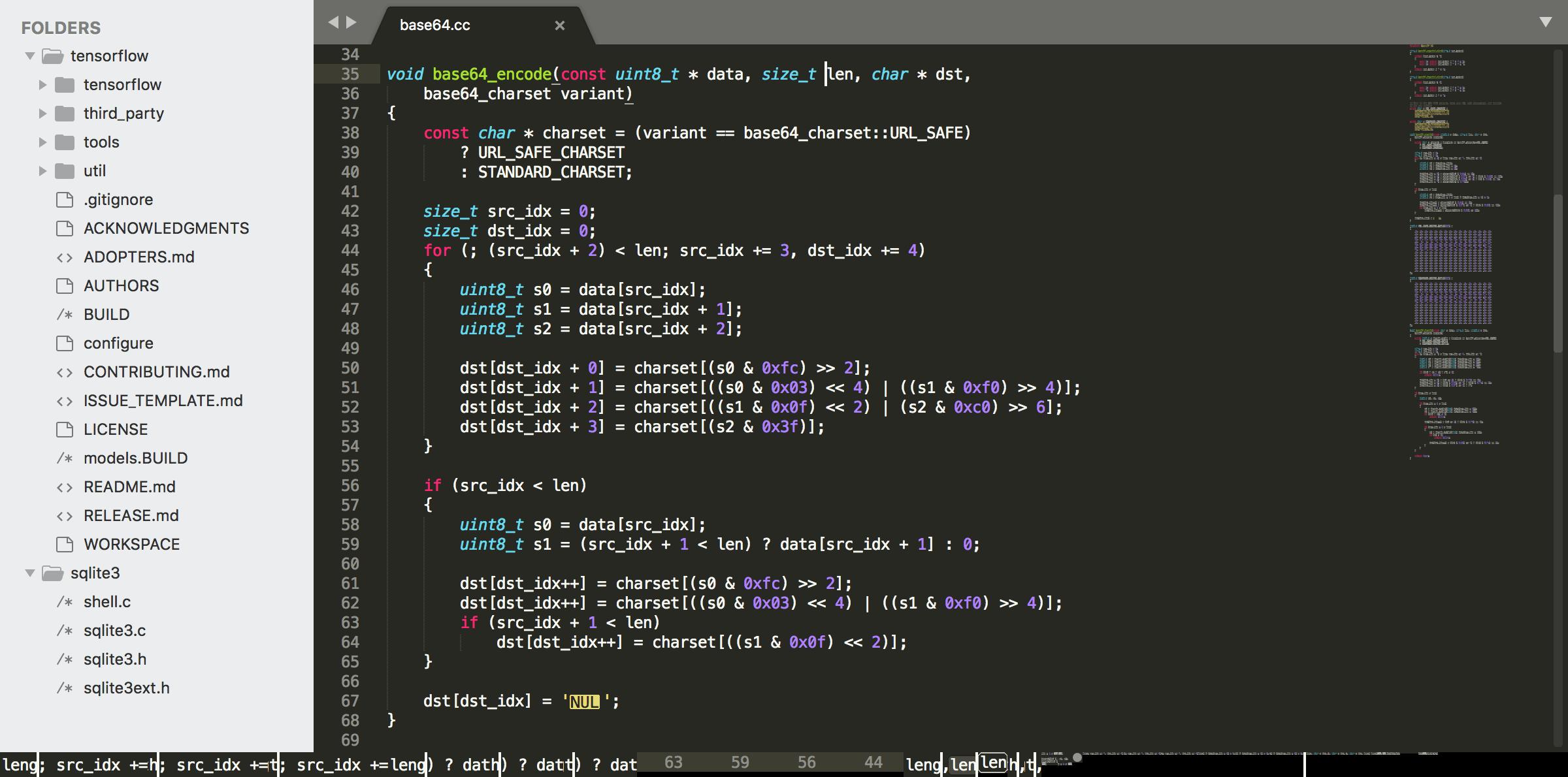 Sublime Text 3 for Mac 3170 序号版 – 绝对强大的代码编辑神器